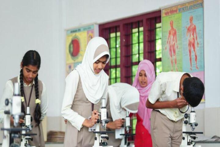 Alhuda Public School-Physics Laboratory