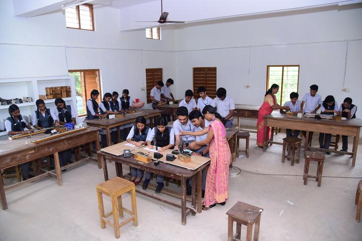 All Saints Public School-Laboratory