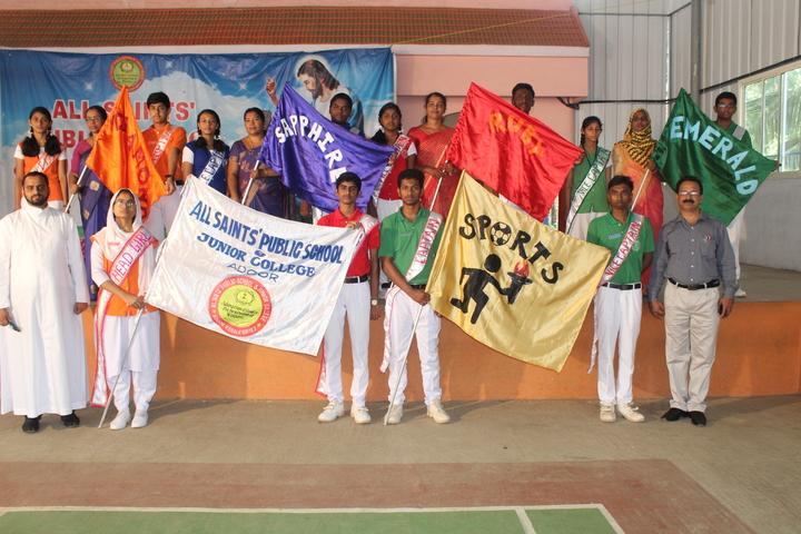 All Saints Public School-Sports Day