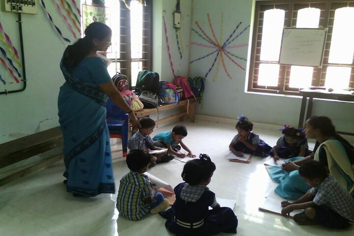 Alpha Public School-Activity