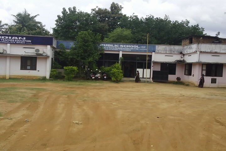 Alpha Public School-Building