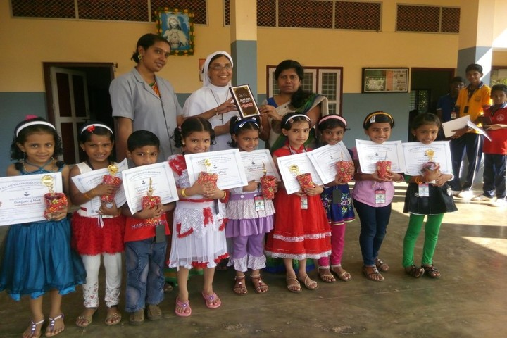 Alphonsa Central School-Achievement