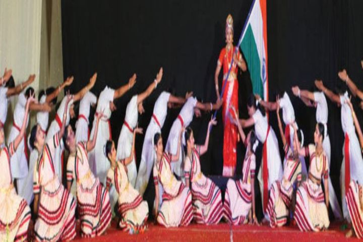 Alphonsa English Medium School-Cultural Event