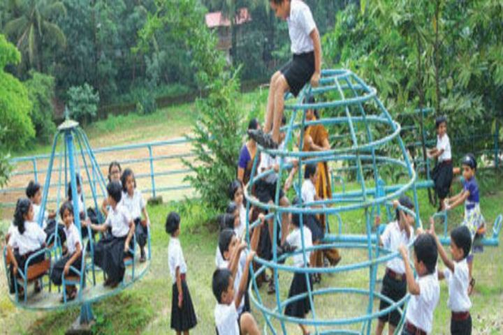 Alphonsa English Medium School-Kids Play Area