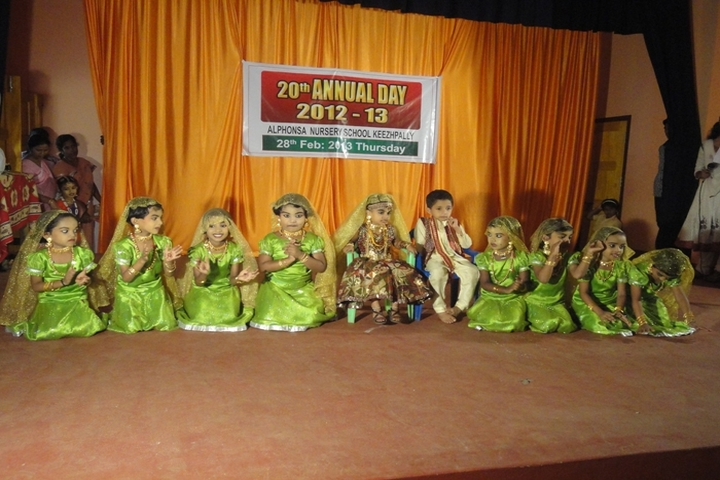 Alphonsa English Medium School-Annual Day