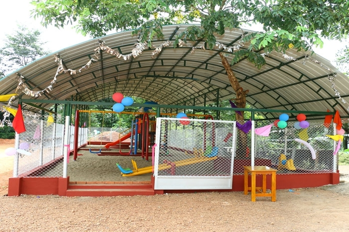 Alphonsa English Medium School-Kindergarten