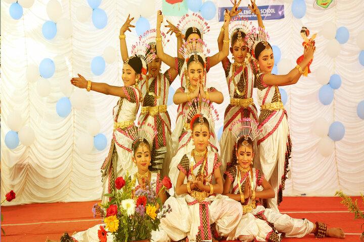 Amal English School-Cultural Event
