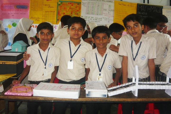 Amal English School-School Exhibition