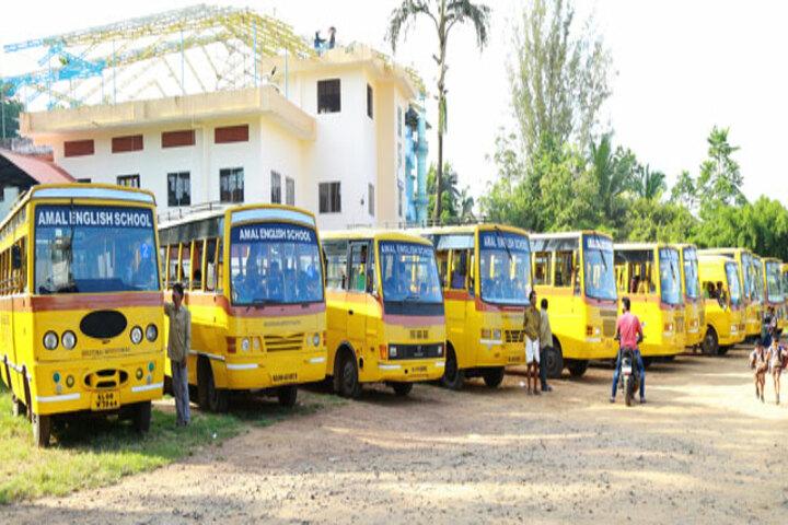 Amal English School-Transportation