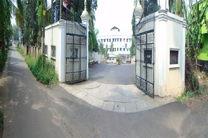 Amala Mary Rani Public School-Campus-Front-View