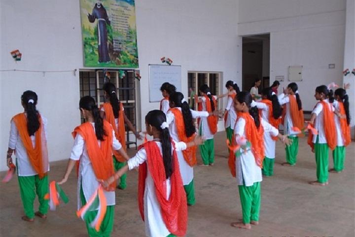 Amala Mary Rani Public School-Independance-Day