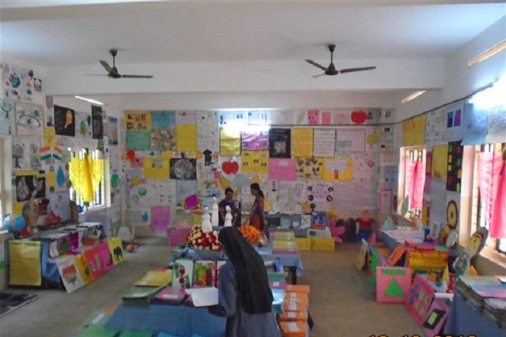 Amala Mary Rani Public School-Mentoring-Day