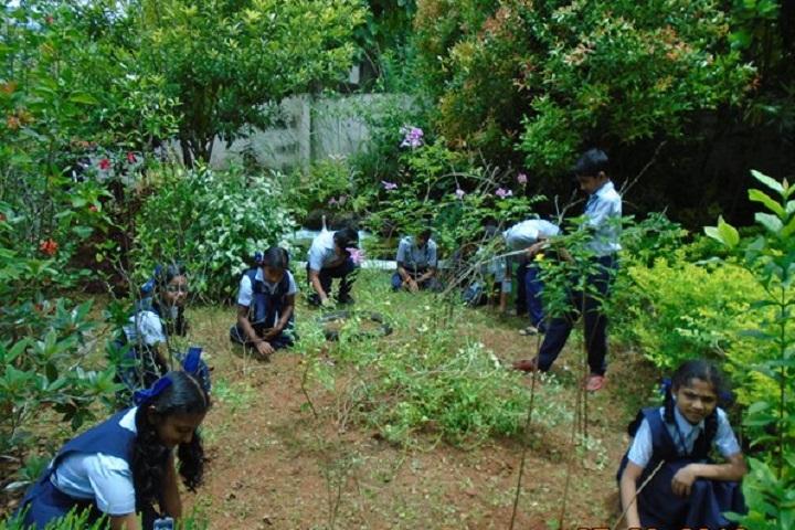 Amala Mary Rani Public School-Planting