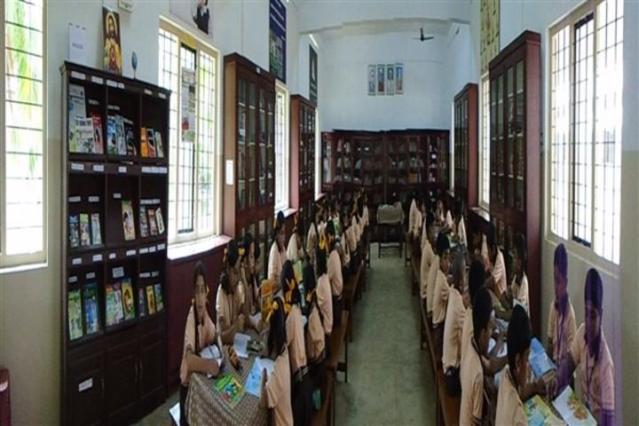 Amala Mary Rani Public School-Library