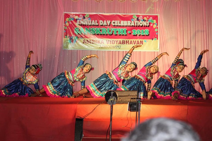 Ambika Vidya Bhavan-Annual Day