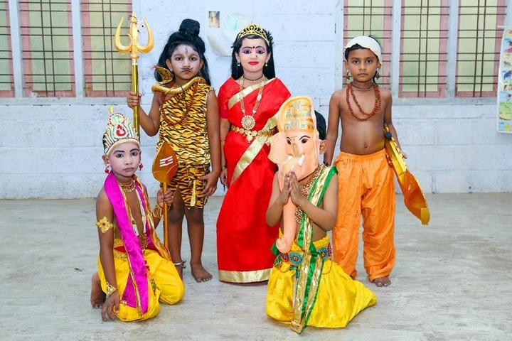 Ambika Vidya Bhavan-Cultural Event