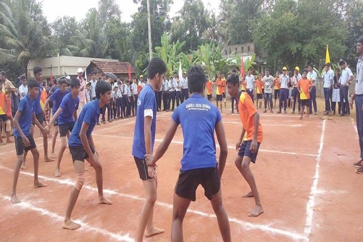Ambika Vidya Bhavan-Games