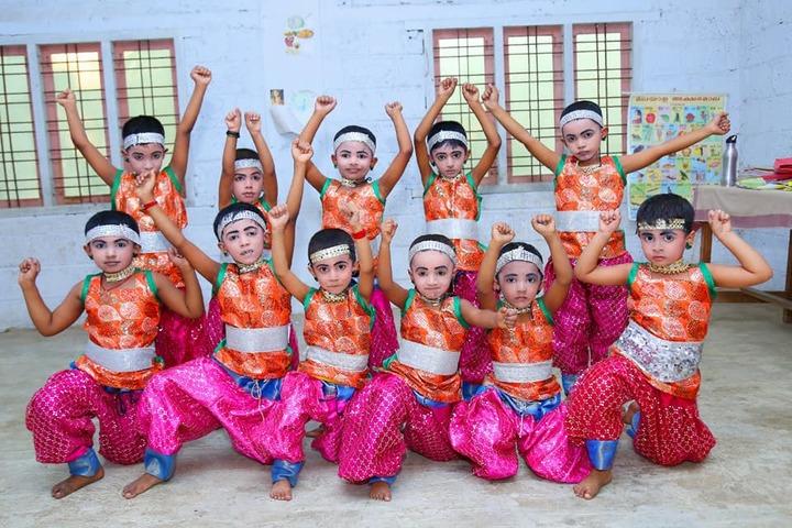 Ambika Vidya Bhavan-Kids Dance