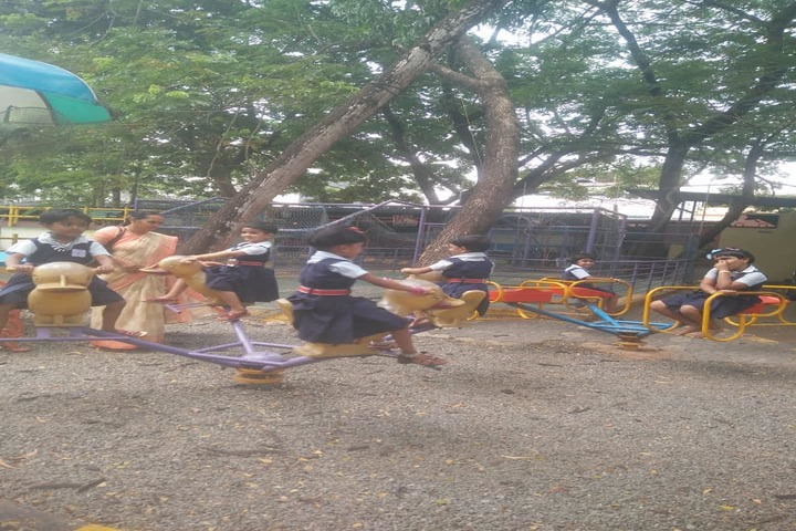 Ambika Vidya Bhavan-Kids Play Area