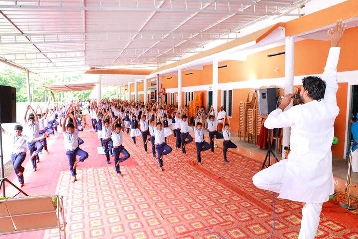 Ambika Vidya Bhavan-Yoga