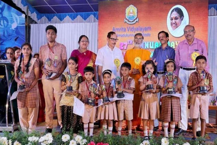 Amrita Vidyalam-Achievements