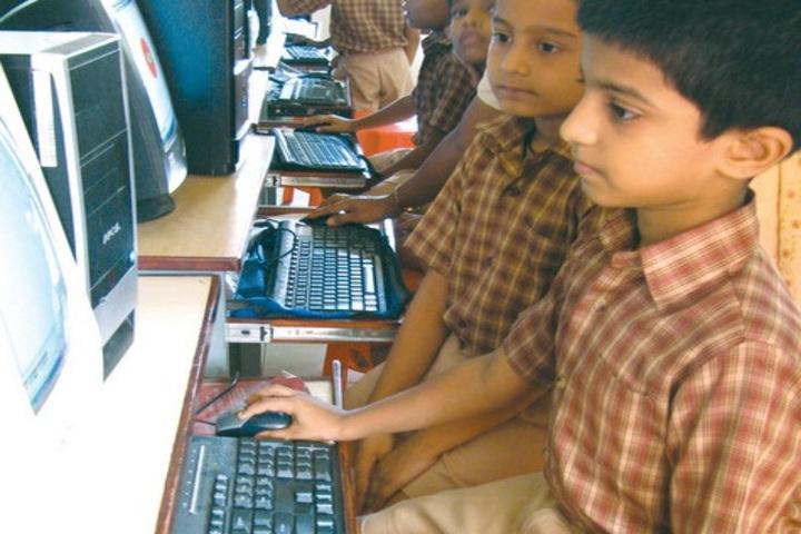 Amrita Vidyalam-Computer Lab