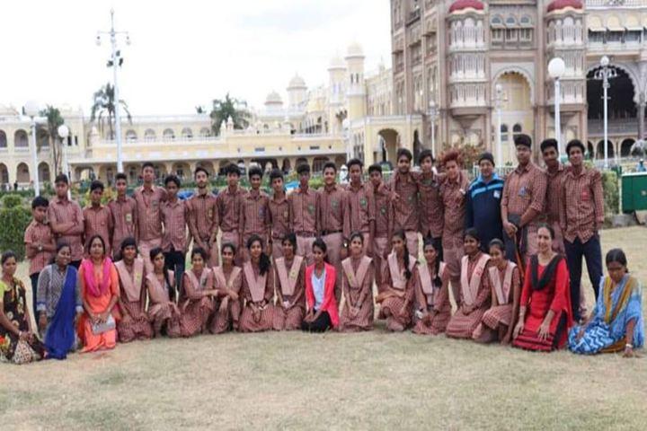 Amrita Vidyalam-Group Photo