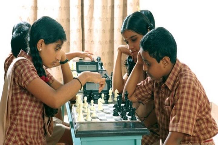 Amrita Vidyalam-Indoor Games