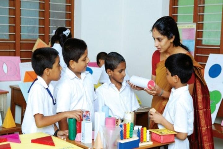 Amrita Vidyalam-Maths Lab