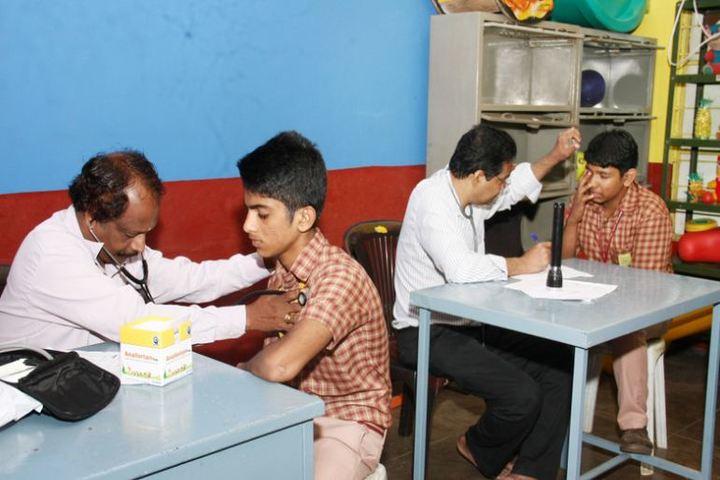 Amrita Vidyalam-Medical Facility
