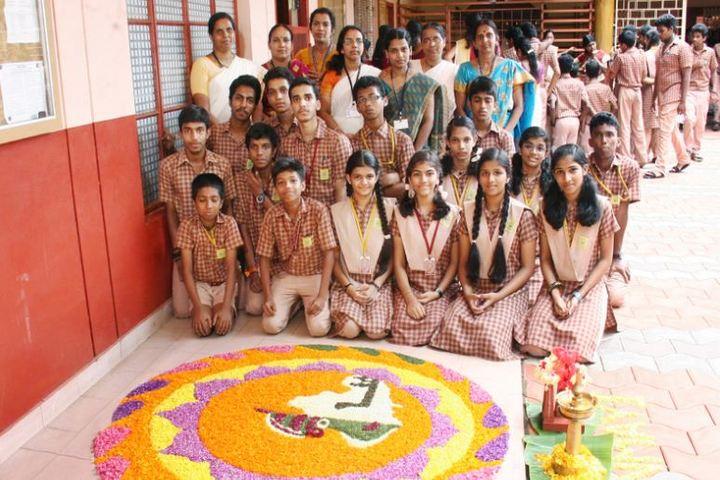 Amrita Vidyalam-Onam Celebrations