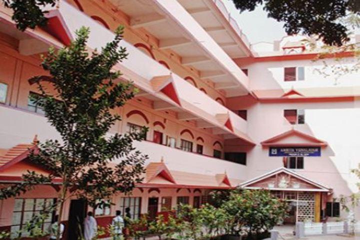Amrita Vidyalam-School Building