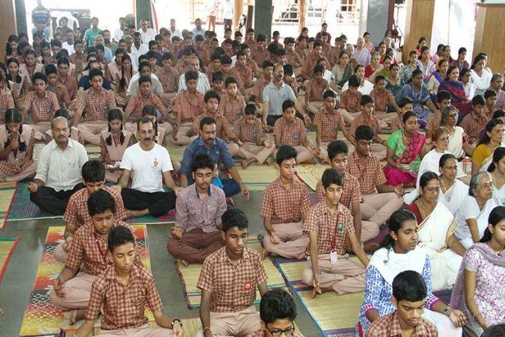 Amrita Vidyalam-Yoga