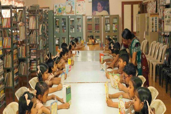 Amrita Vidayalayam-Library
