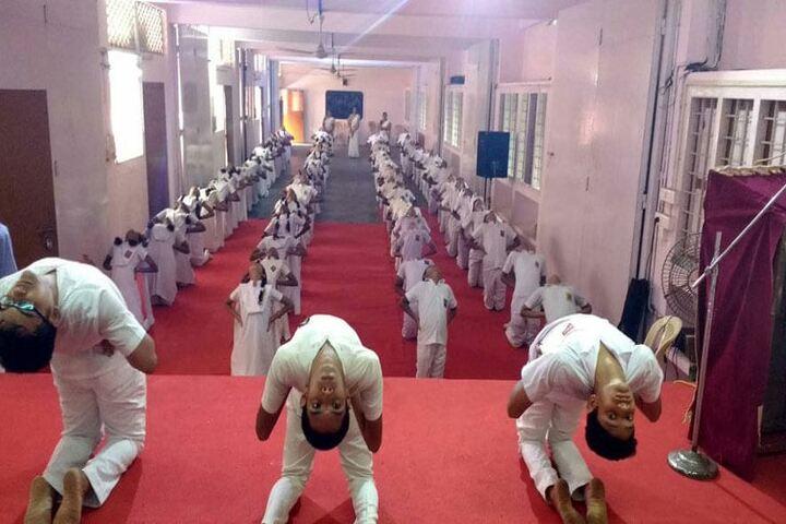 Amrita Vidayalayam-Yoga