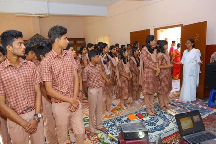Amrita Vidyalayam-Class Room