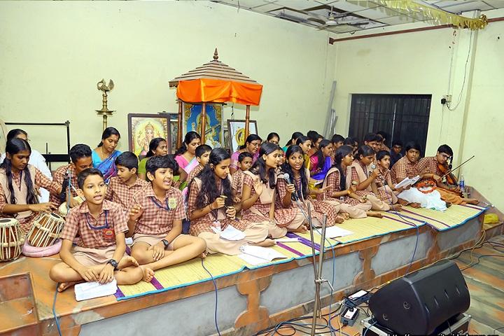 Amrita Vidyalayam-Music-Room