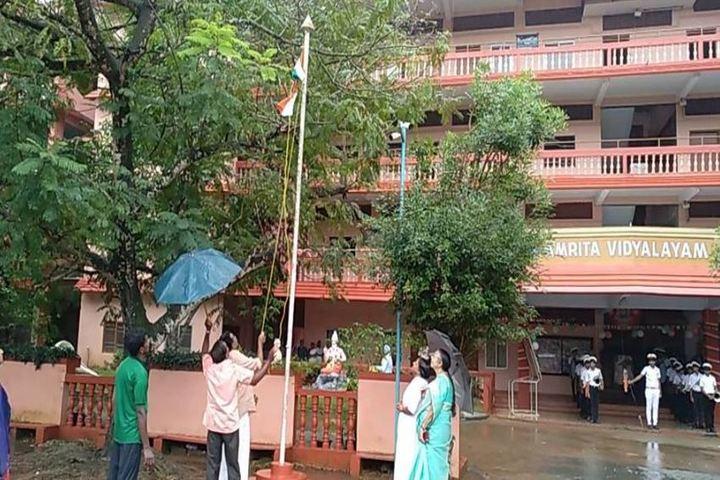 Amrita Vidyalayam-Independence Day