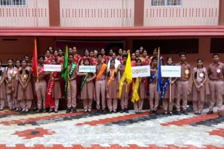 Amrita Vidyalayam-Investiture Ceremony
