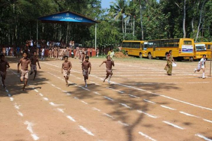 Amrita Vidyalayam-SportsMeet