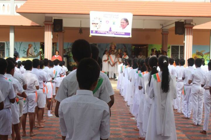 Amrita Vidyalayam-Activity