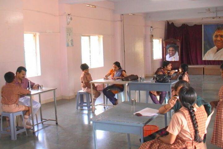 Amrita Vidyalayam-Medical Camp