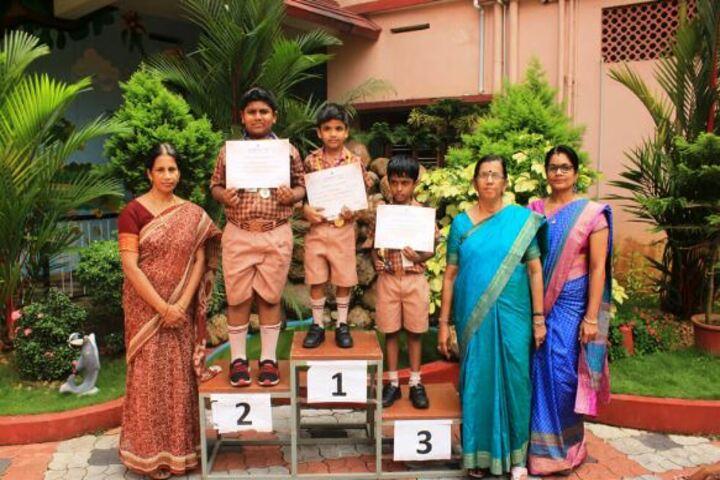 Amrita Vidyalayam-Achievements