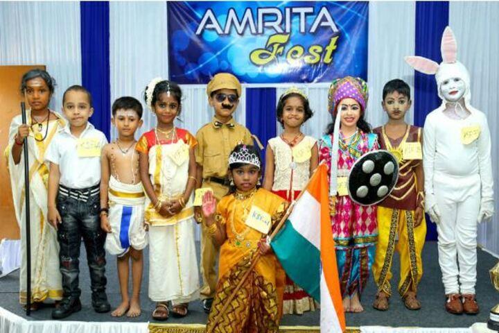 Amrita Vidyalayam-Fancy dress