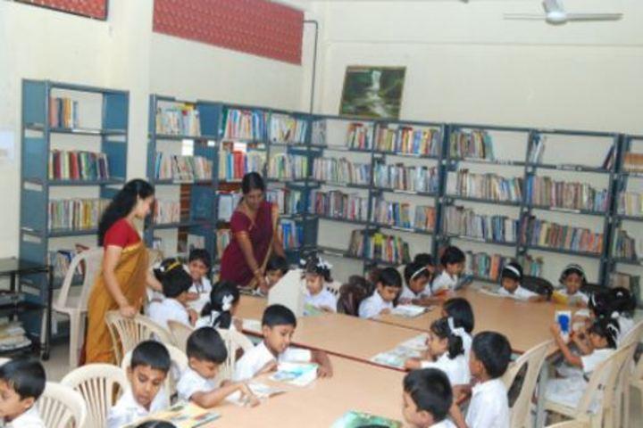 Amrita Vidyalayam-Library