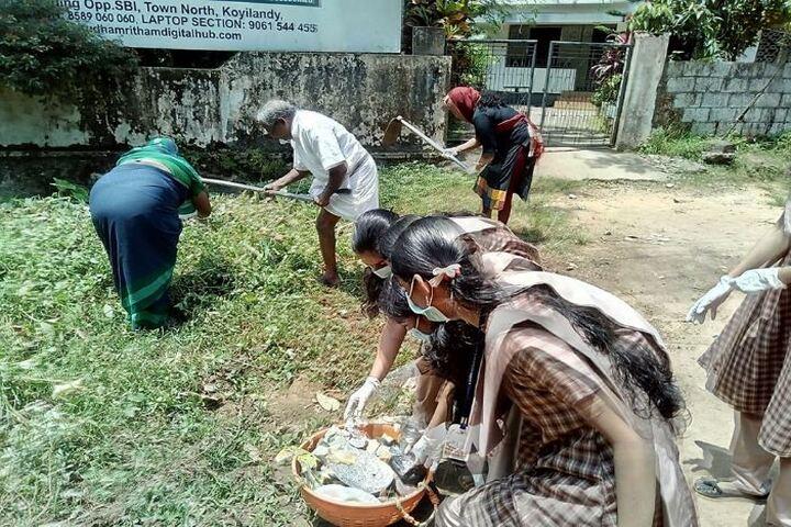 Amrita Vidyalayam-Social Activity