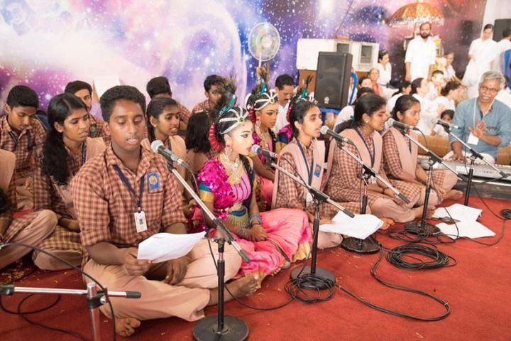 Amrita Vidyalayam-Music