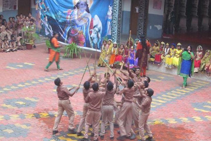 Amrita Vidyalayam-Janmastami Celebration