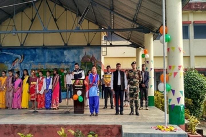 Kendriya Vidyalaya-Republic Day