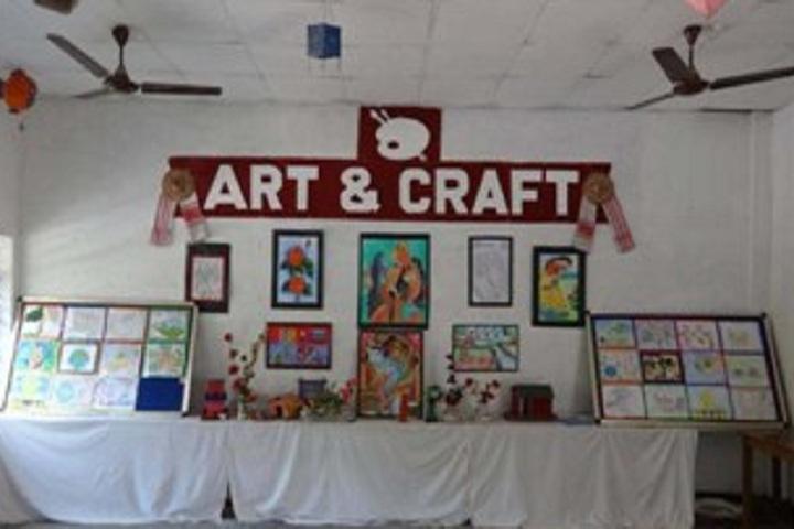Kendriya Vidyalaya-Art and Craft